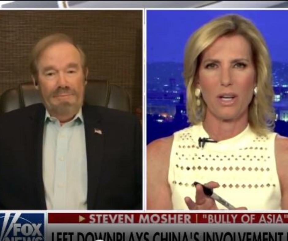 FOX Laura Ingraham - Left downplays China's involvement in coronavirus pandemic