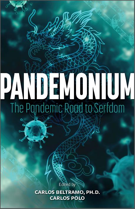 Pandemonium cover 2