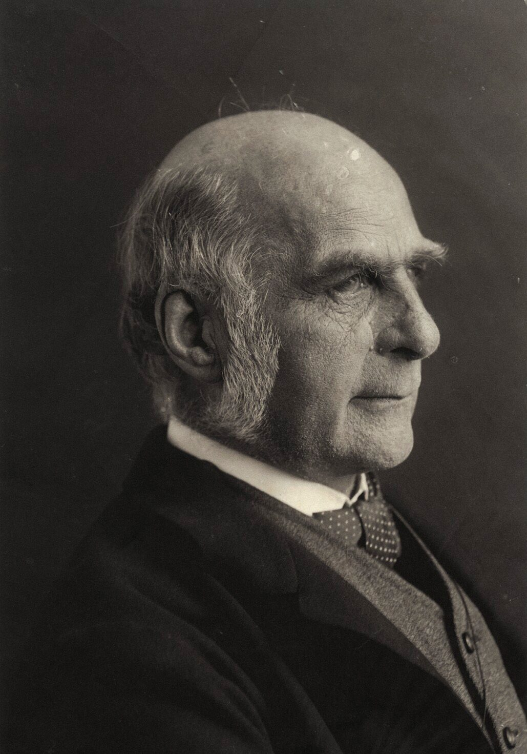 Sir Francis Galton: Father of eugenics (wikimedia)